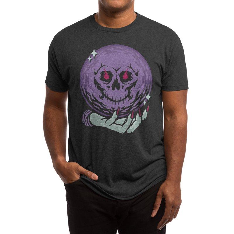 Death Sight Men's T-Shirt by Deniart's Artist Shop