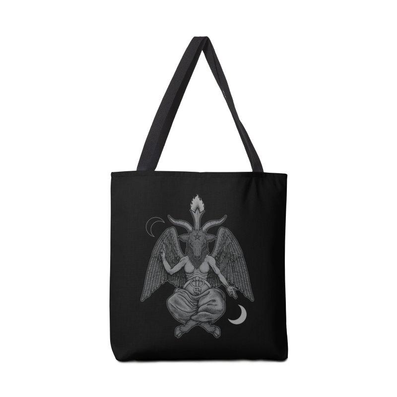 Baphometh Accessories Bag by Deniart's Artist Shop