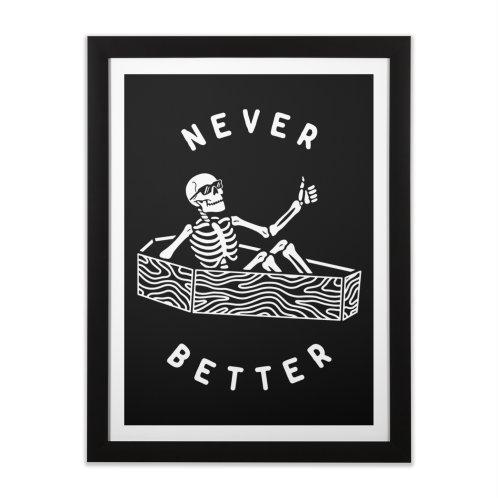 image for Never Better