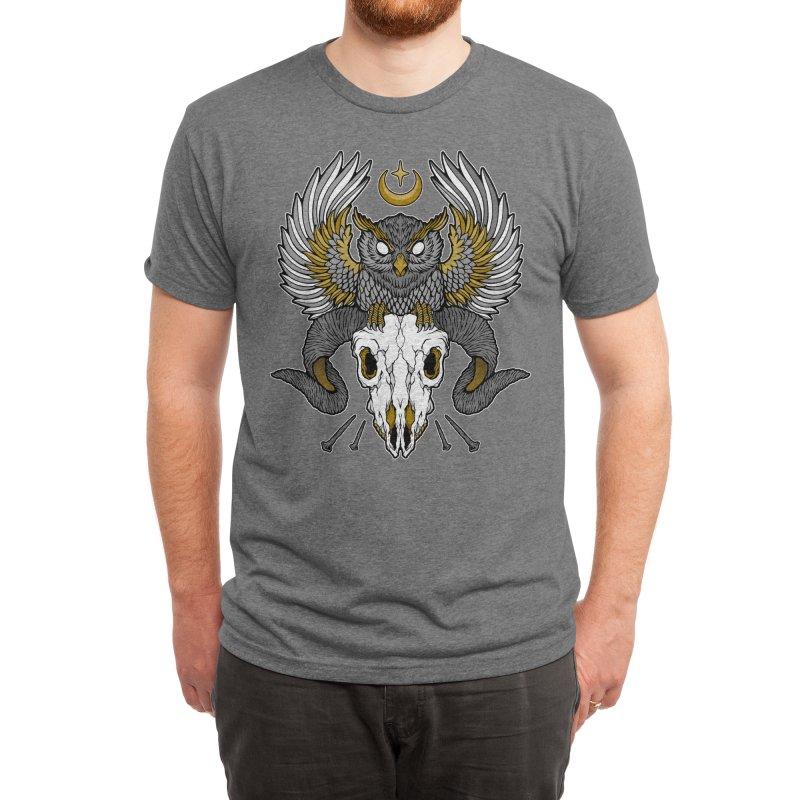 Carpe Noctem Men's T-Shirt by Deniart's Artist Shop
