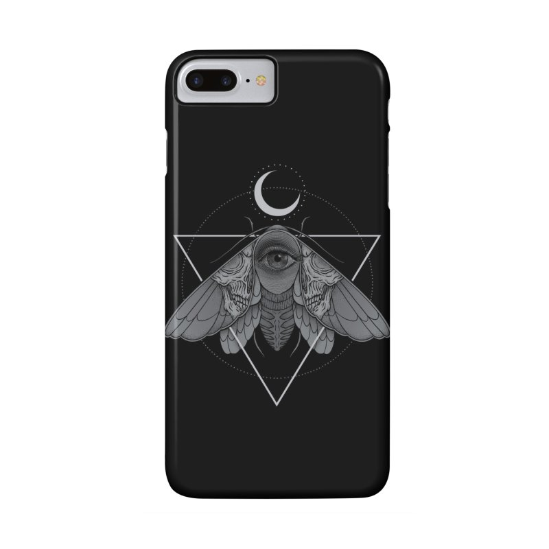 Occult Moth Accessories Phone Case by Deniart's Artist Shop