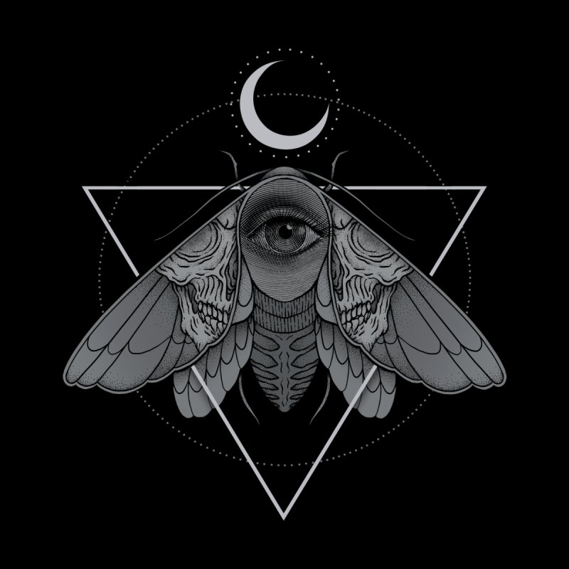 Occult Moth by Deniart's Artist Shop