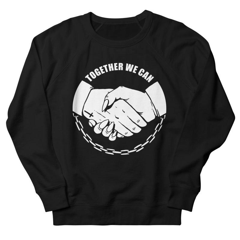 Pact Women's French Terry Sweatshirt by Deniart's Artist Shop