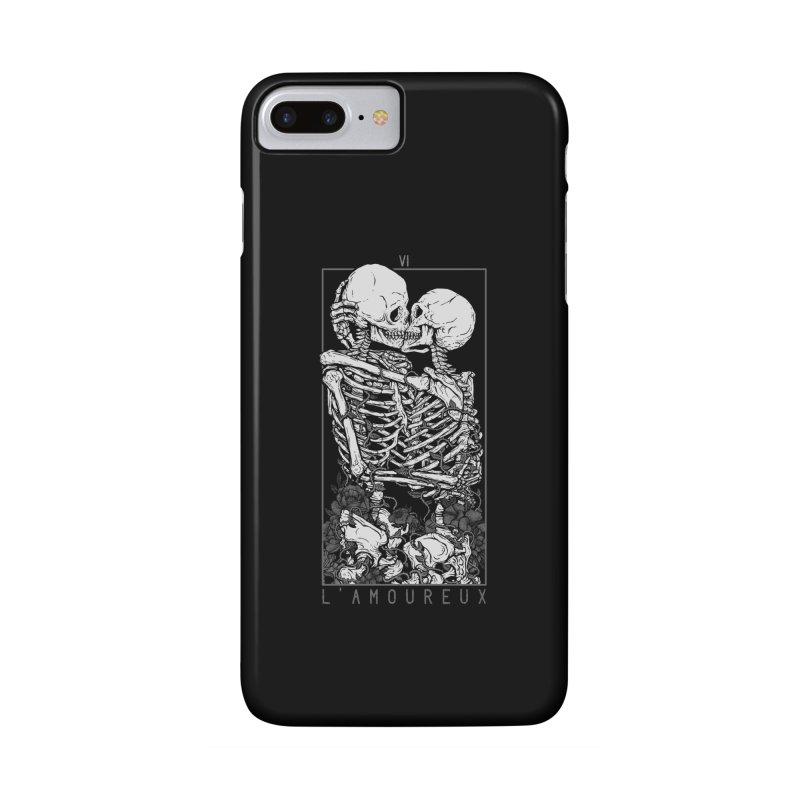 The Lovers Accessories Phone Case by Deniart's Artist Shop