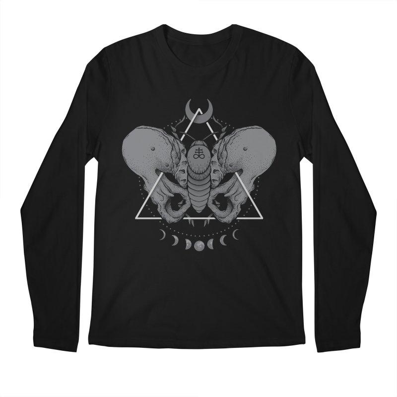Devir Men's Longsleeve T-Shirt by Deniart's Artist Shop