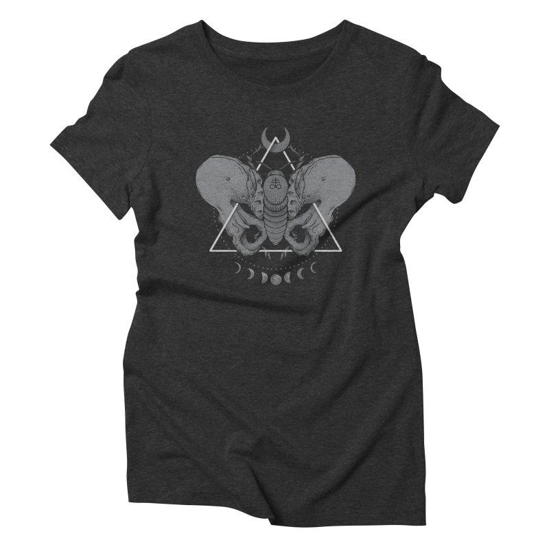 Devir Women's Triblend T-Shirt by Deniart's Artist Shop