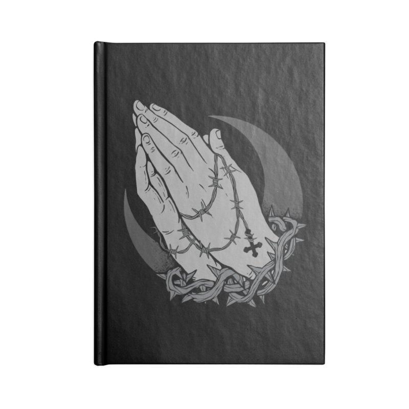 Born Sinner Accessories Notebook by Deniart's Artist Shop