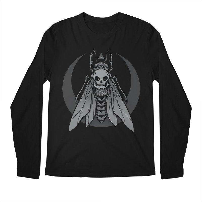 Occult Renewal Men's Regular Longsleeve T-Shirt by Deniart's Artist Shop