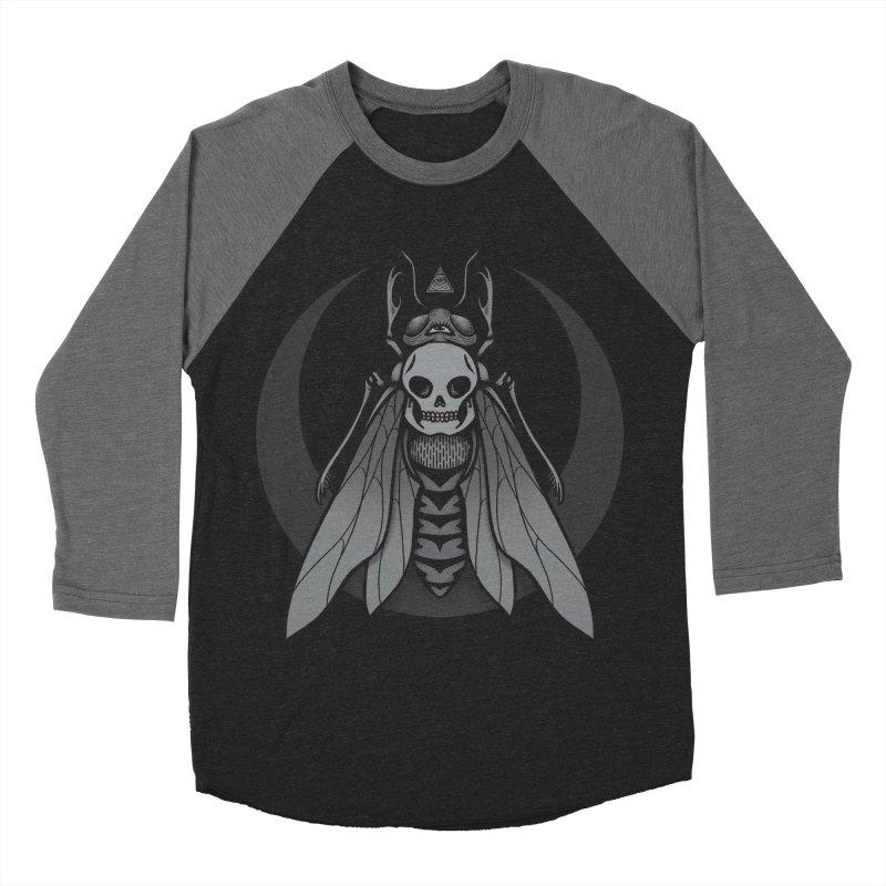 Occult Renewal Men's Baseball Triblend T-Shirt by Deniart's Artist Shop