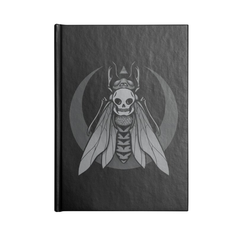 Occult Renewal Accessories Notebook by Deniart's Artist Shop