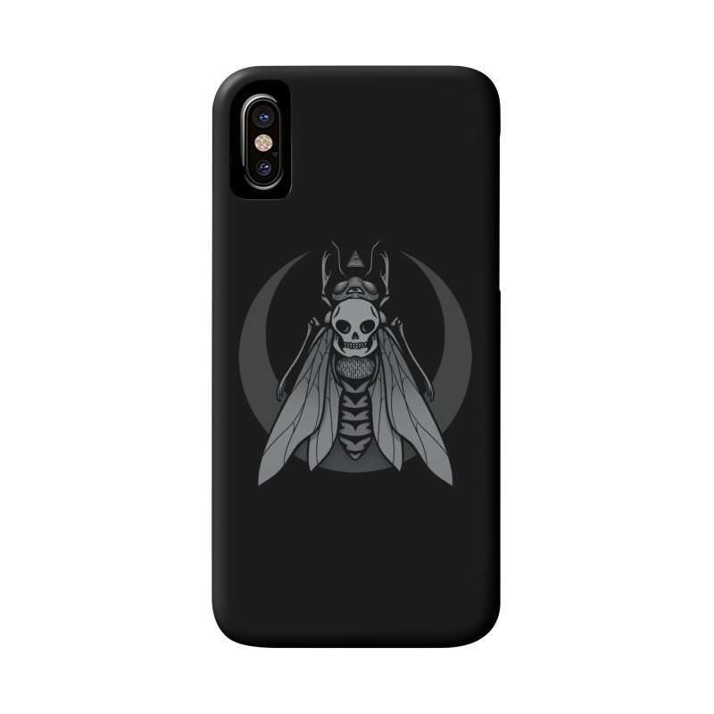 Occult Renewal Accessories Phone Case by Deniart's Artist Shop