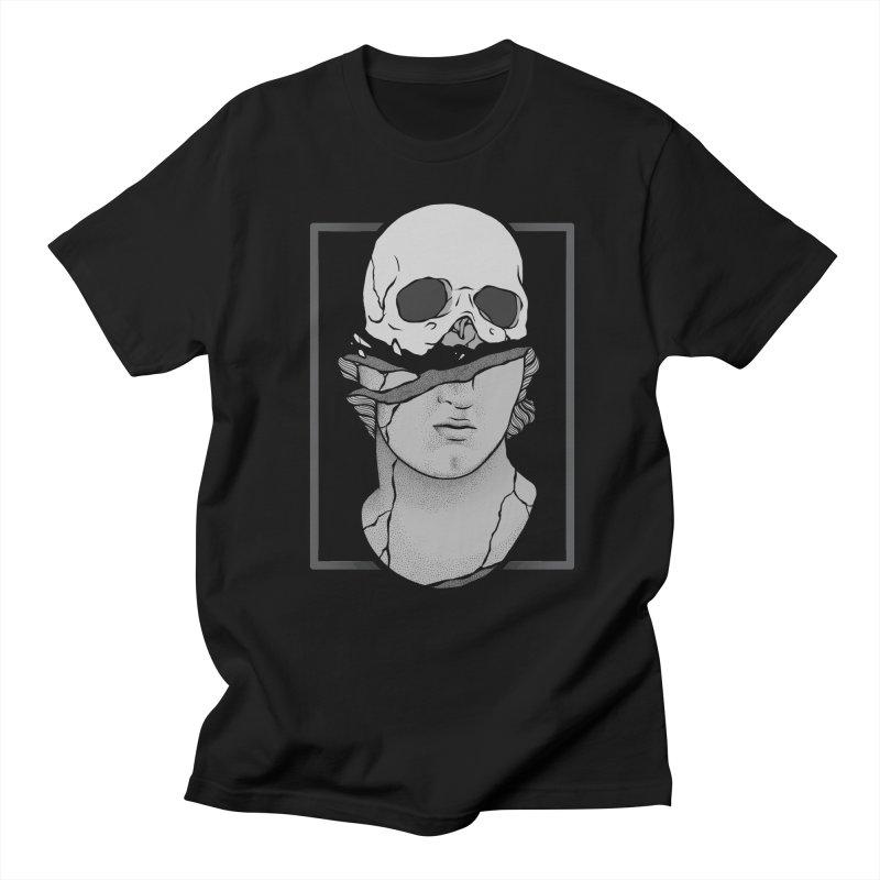 Deconstruction Men's T-Shirt by Deniart's Artist Shop
