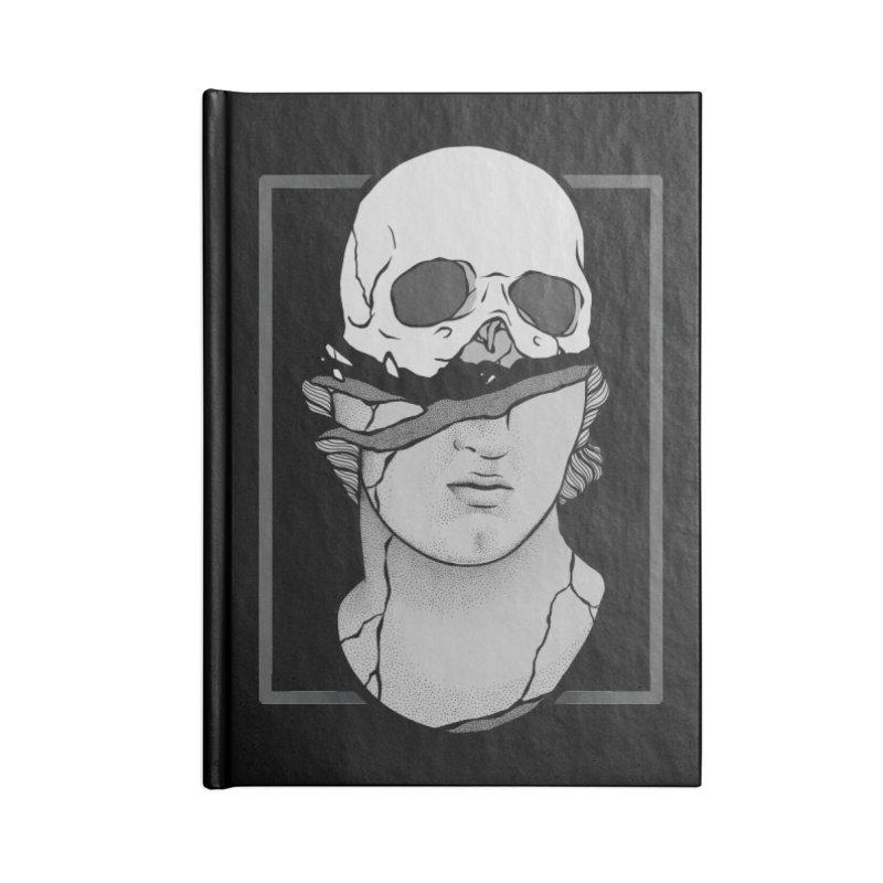 Deconstruction Accessories Notebook by Deniart's Artist Shop