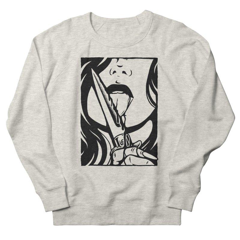 Dangerous Girl Women's Sweatshirt by Deniart's Artist Shop
