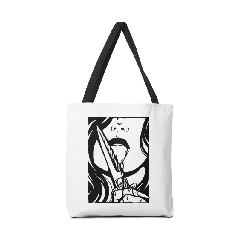 Dangerous Girl Accessories Bag by Deniart's Artist Shop