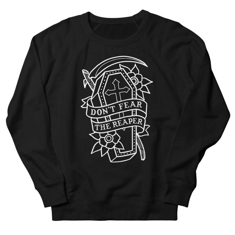 Don't Fear The Reaper Women's Sweatshirt by Deniart's Artist Shop