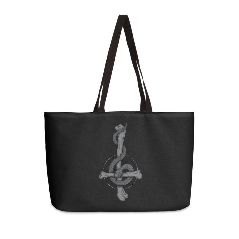 Temptation Accessories Weekender Bag Bag by Deniart's Artist Shop