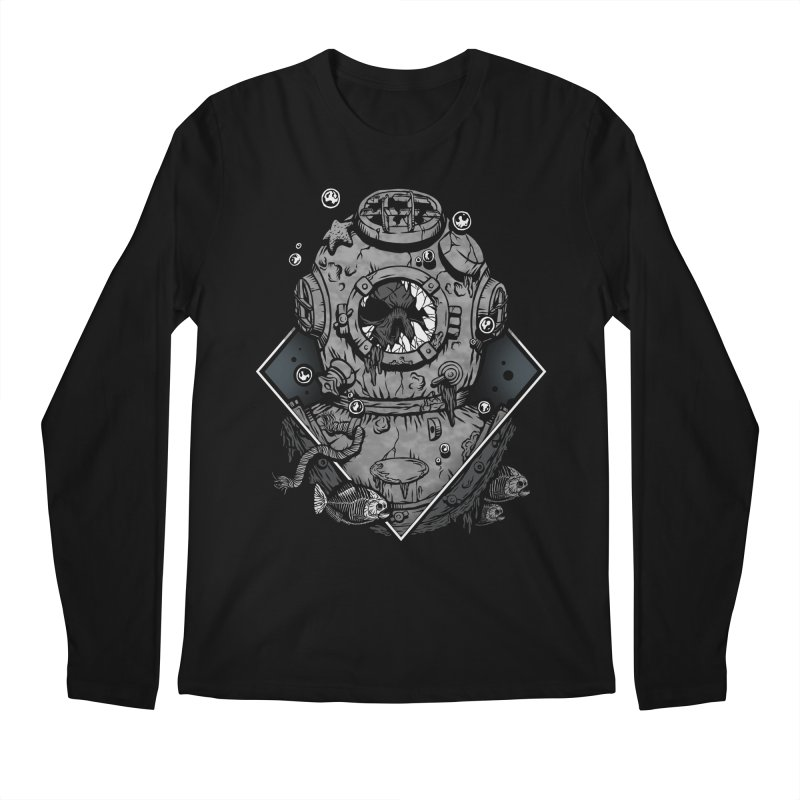 Forgetfulness Men's Regular Longsleeve T-Shirt by Deniart's Artist Shop