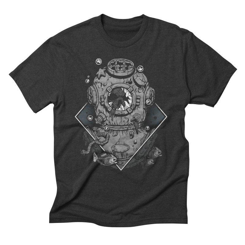 Forgetfulness Men's Triblend T-Shirt by Deniart's Artist Shop