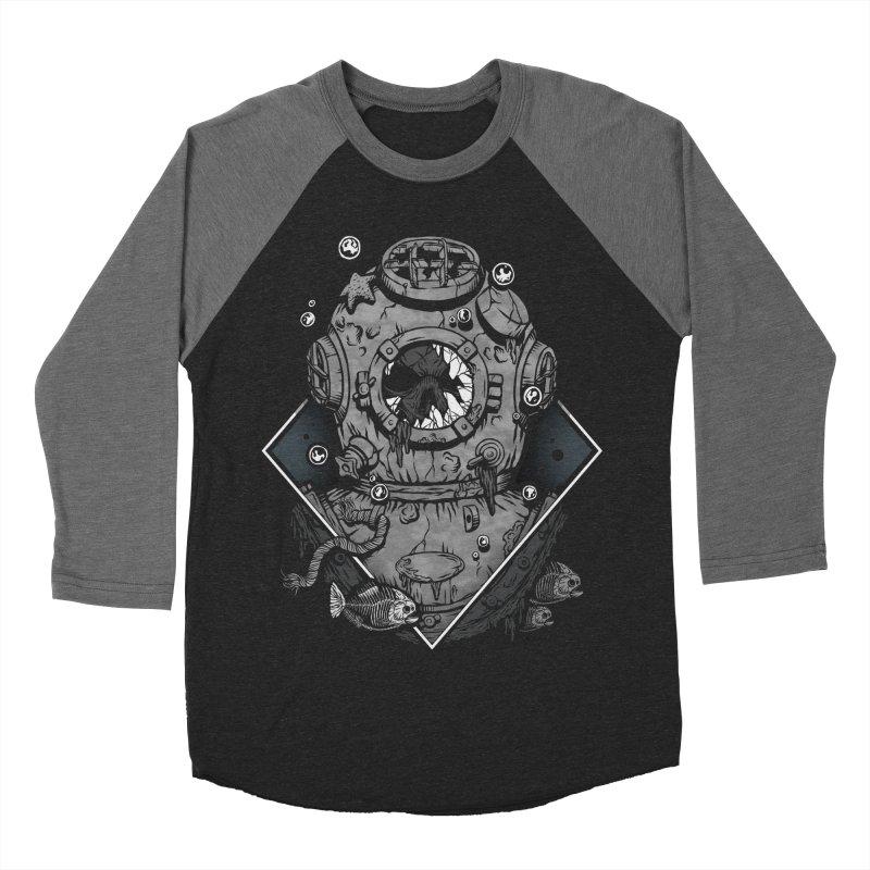 Forgetfulness Women's Baseball Triblend Longsleeve T-Shirt by Deniart's Artist Shop