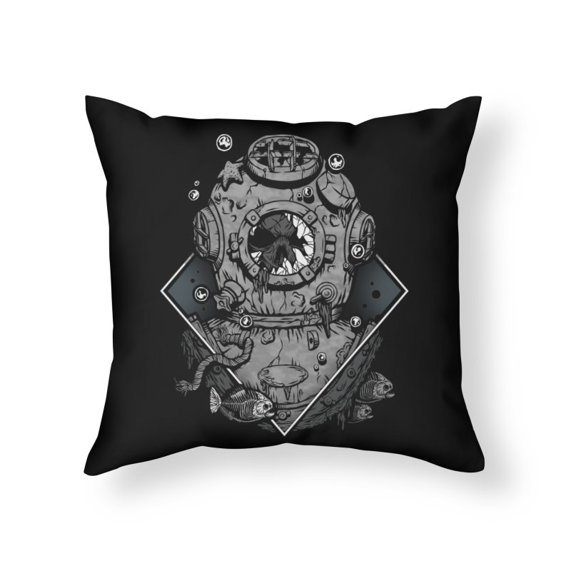 Forgetfulness Home Throw Pillow by Deniart's Artist Shop