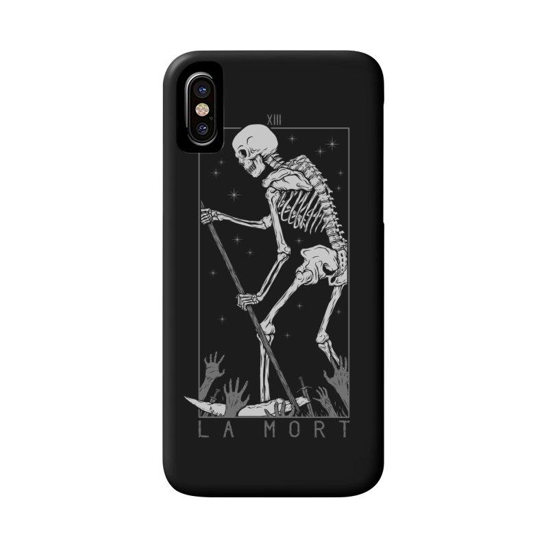 La Mort Accessories Phone Case by Deniart's Artist Shop