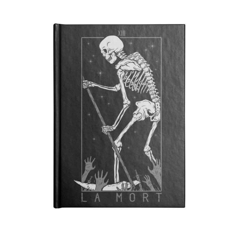 La Mort Accessories Notebook by Deniart's Artist Shop