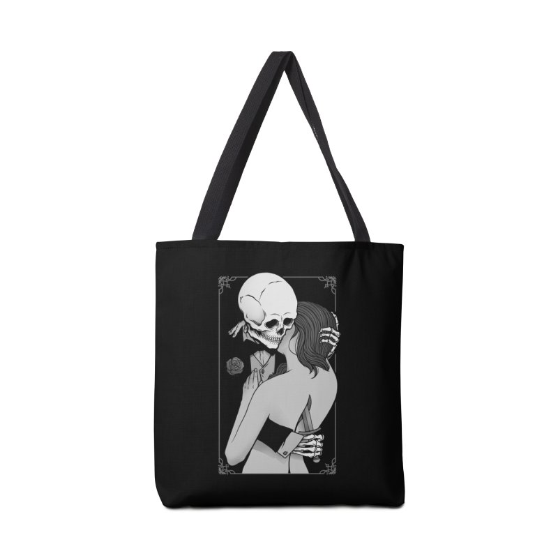 Love and Death Accessories Bag by Deniart's Artist Shop