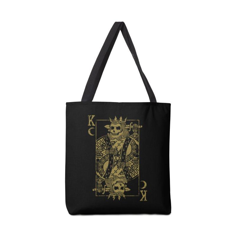 Suicide King Accessories Bag by Deniart's Artist Shop