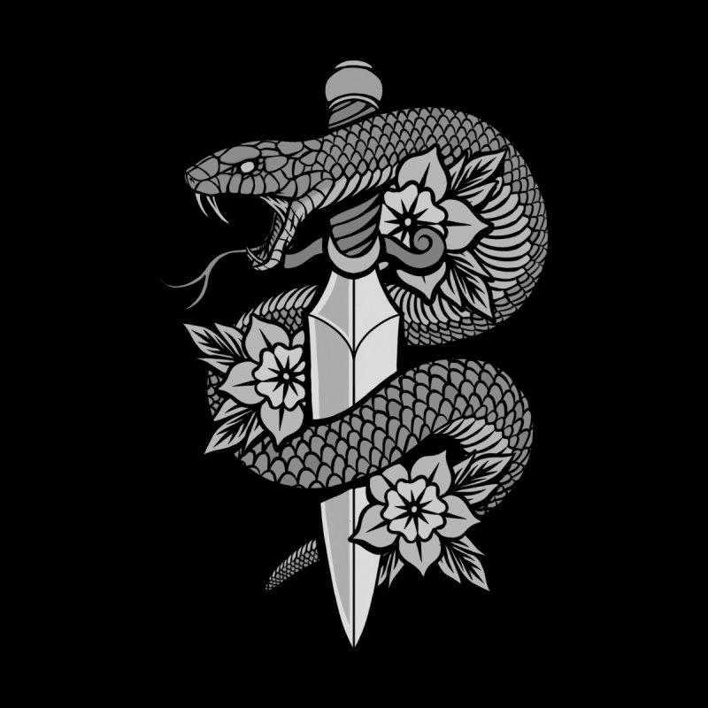 Snake & Dagger by Deniart's Artist Shop