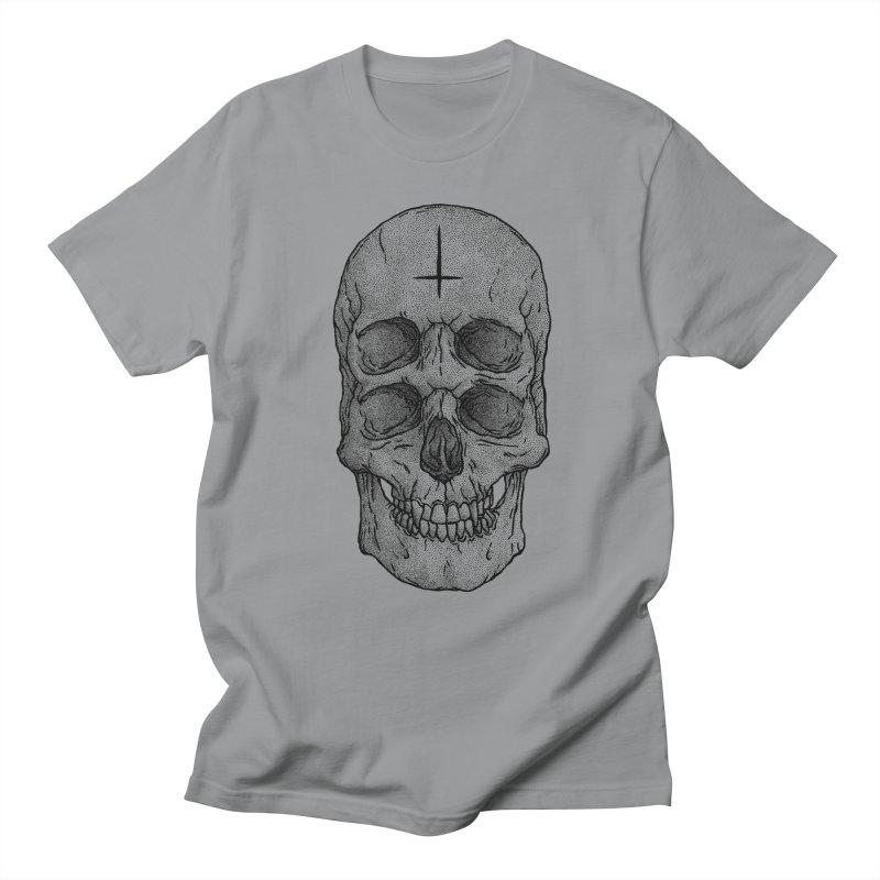 Skull Women's Unisex T-Shirt by Deniart's Artist Shop