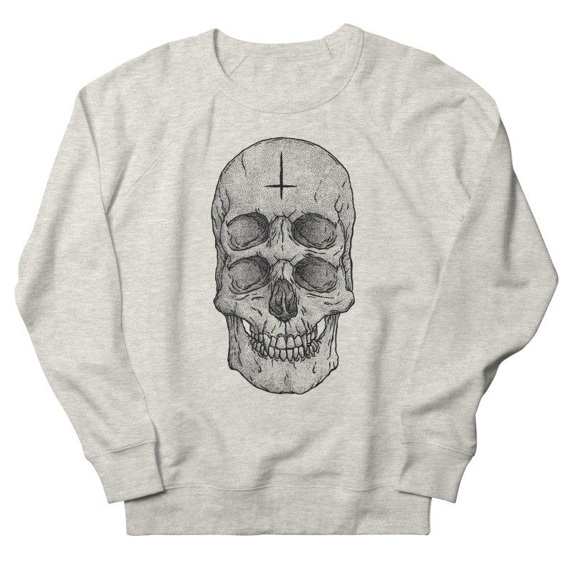 Skull Women's Sweatshirt by Deniart's Artist Shop