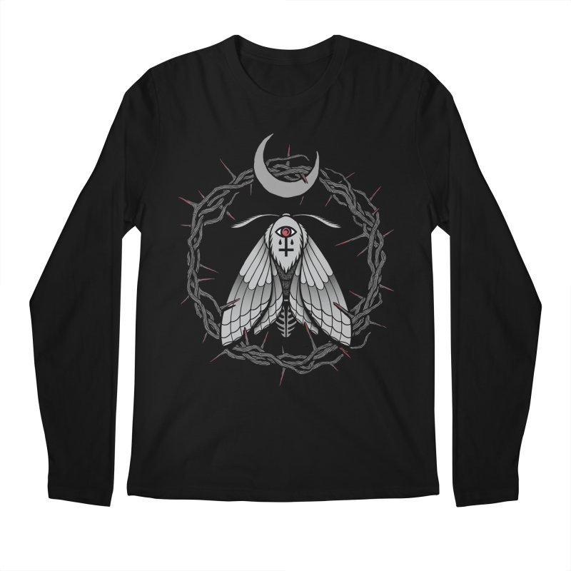 Martyrium Men's Regular Longsleeve T-Shirt by Deniart's Artist Shop