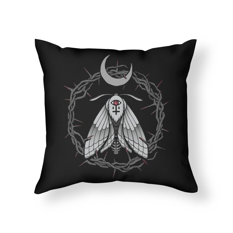 Martyrium Home Throw Pillow by Deniart's Artist Shop