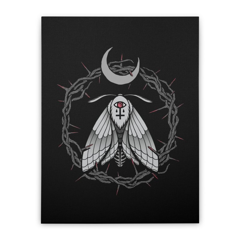 Martyrium Home Stretched Canvas by Deniart's Artist Shop