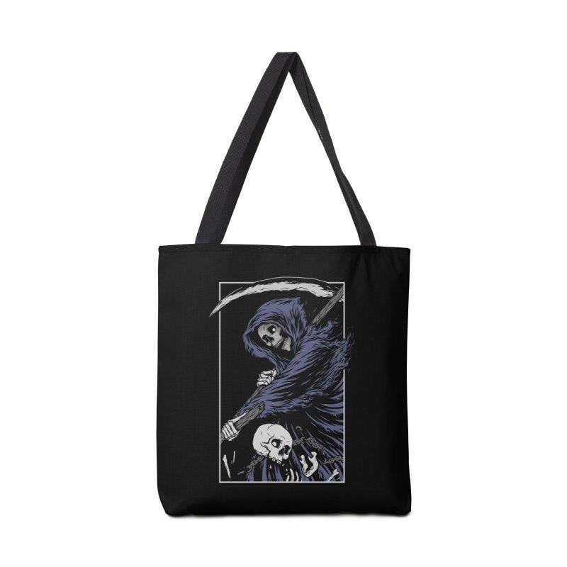 Reaper Accessories Bag by Deniart's Artist Shop