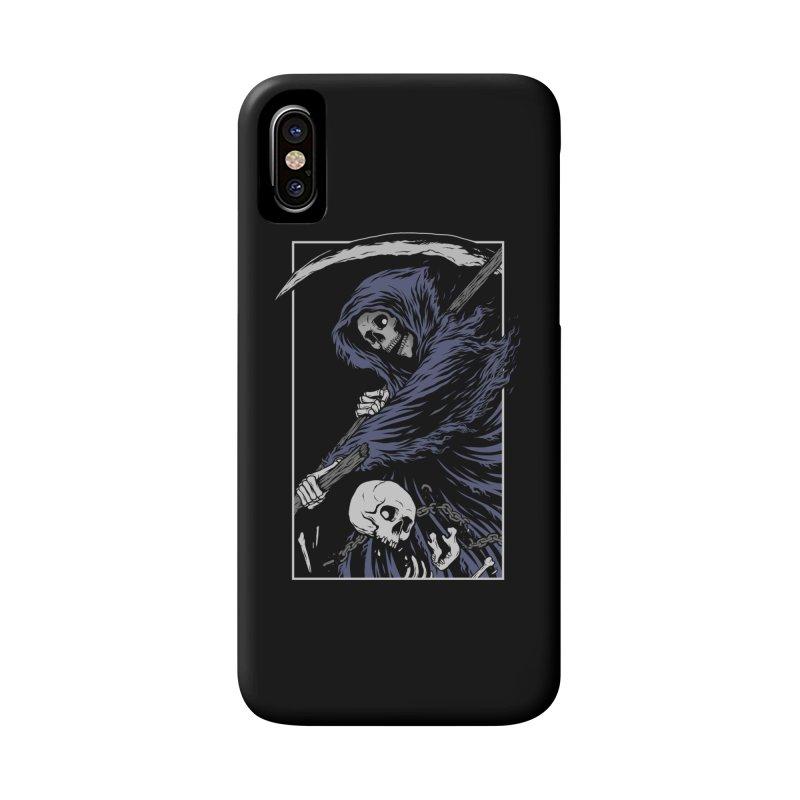 Reaper Accessories Phone Case by Deniart's Artist Shop