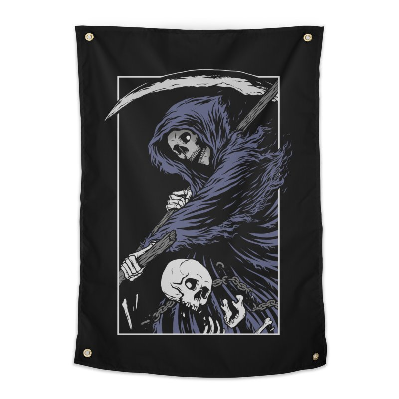 Reaper Home Tapestry by Deniart's Artist Shop