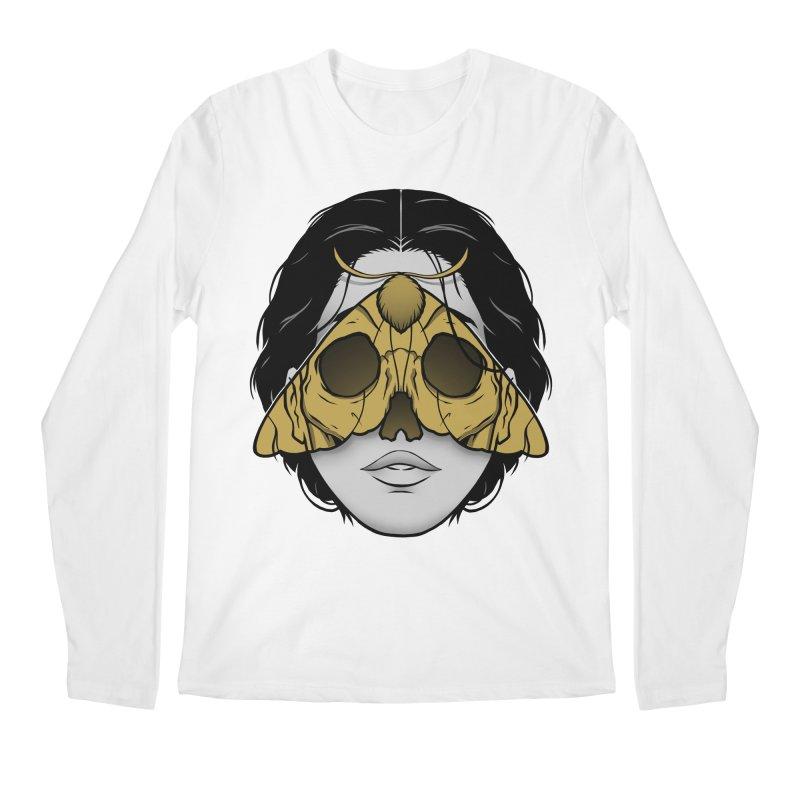Bad Omen Men's Regular Longsleeve T-Shirt by Deniart's Artist Shop