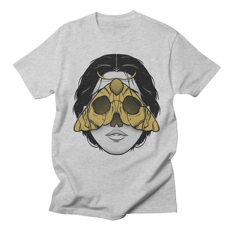 Bad Omen Women's Regular Unisex T-Shirt by Deniart's Artist Shop