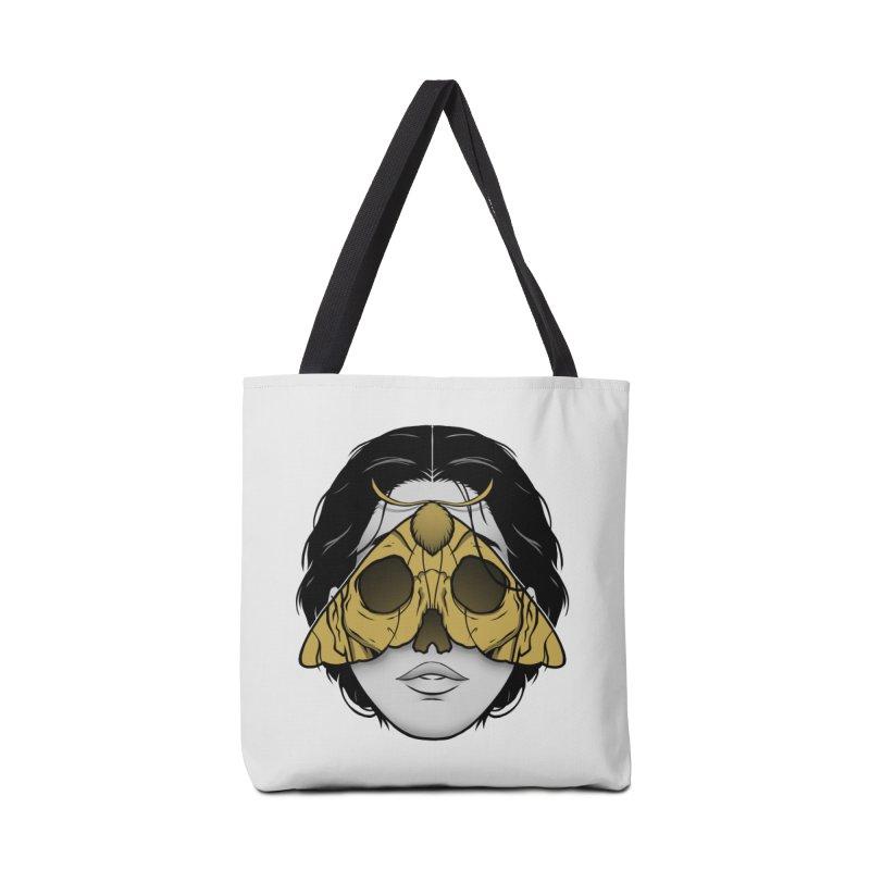 Bad Omen Accessories Bag by Deniart's Artist Shop