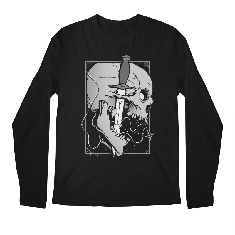 Requiem Men's Regular Longsleeve T-Shirt by Deniart's Artist Shop