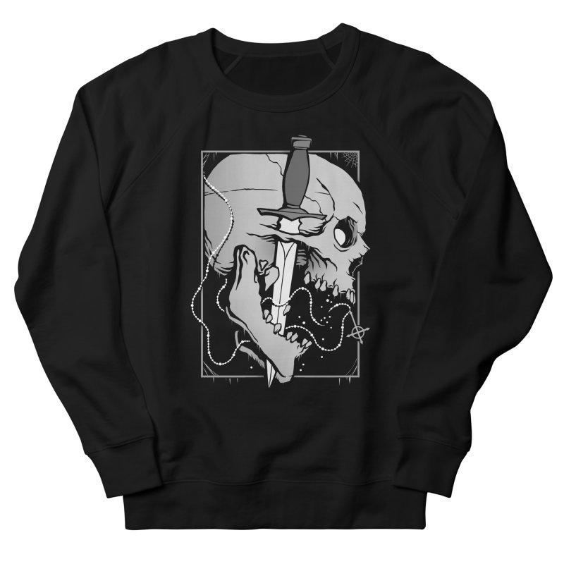 Requiem Women's French Terry Sweatshirt by Deniart's Artist Shop
