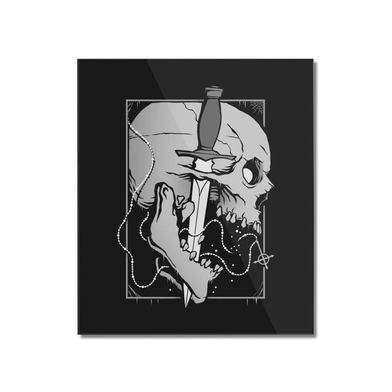Requiem Home Mounted Acrylic Print by Deniart's Artist Shop
