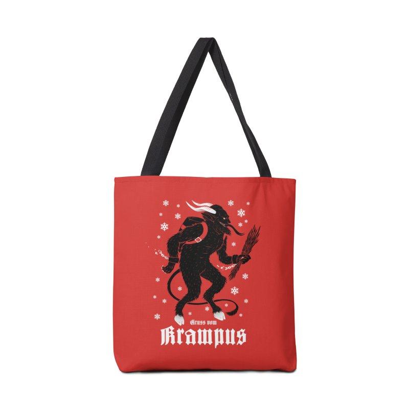 Krampus Accessories Bag by Deniart's Artist Shop