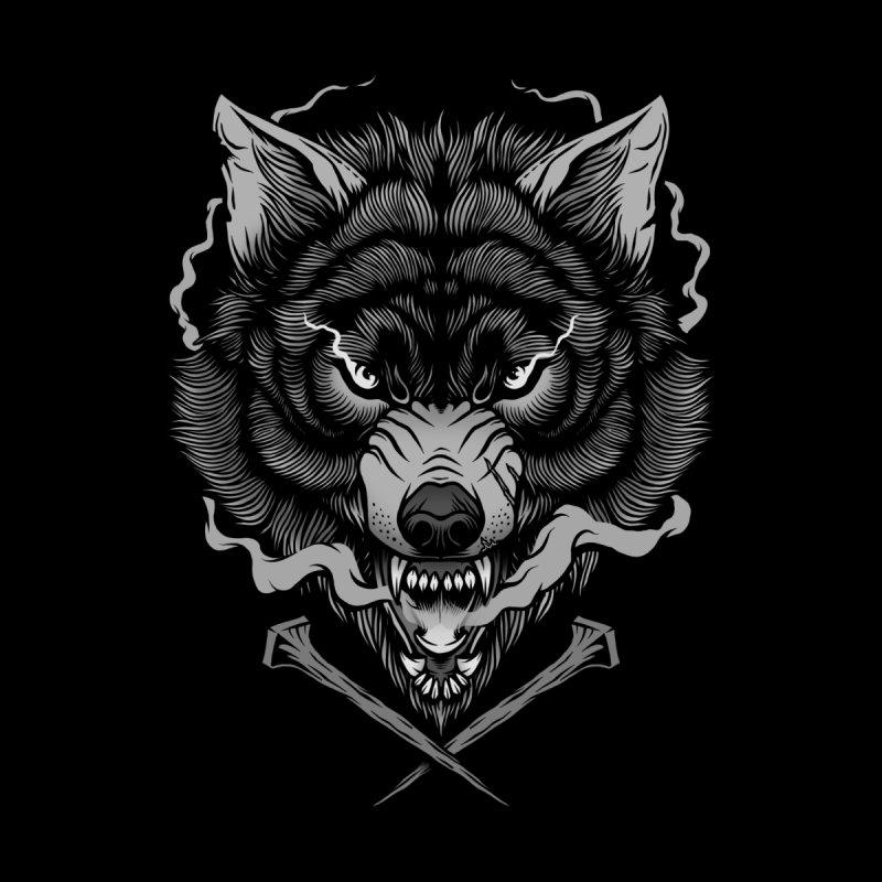 Dark Wolf by Deniart's Artist Shop