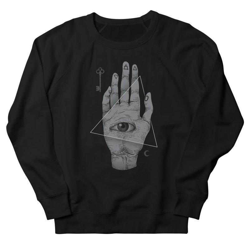 Witch Hand Women's Sweatshirt by Deniart's Artist Shop