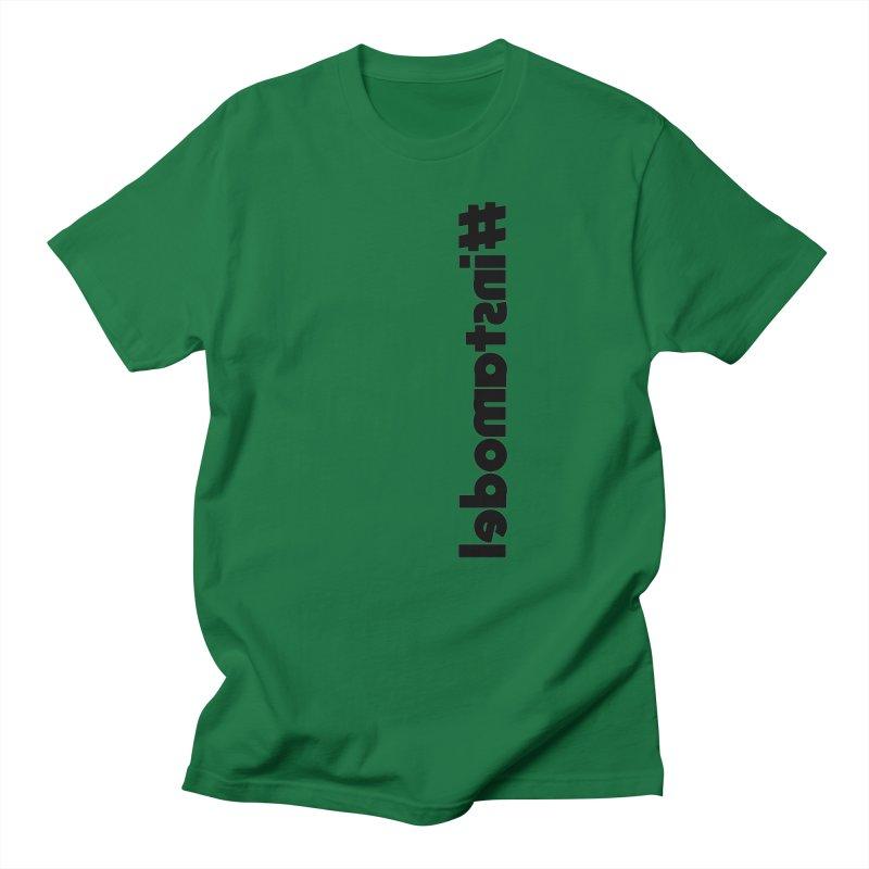 Hashtag Instamodel Men's T-Shirt by denisegraphiste's Artist Shop