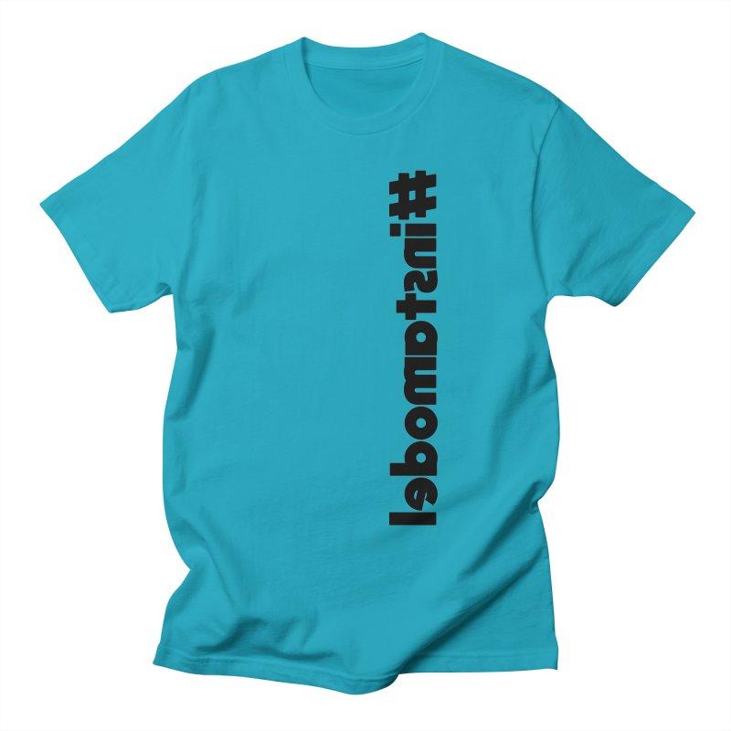 Hashtag Instamodel Women's Regular Unisex T-Shirt by denisegraphiste's Artist Shop
