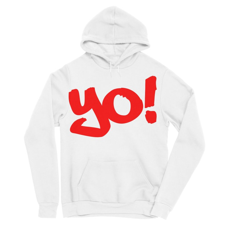 Yo! Philly Greeting Men's Pullover Hoody by denisegraphiste's Artist Shop
